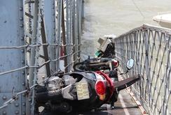 Ngày 15-7 phải thông tuyến đường sắt qua cầu Ghềnh