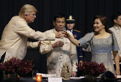 Philippines tổ chức yến tiệc cho lãnh đạo các nước dự Hội nghị Thượng đỉnh ASEAN