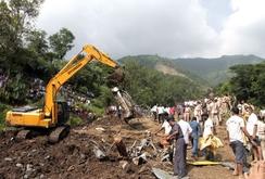94 người chết sau trận lũ lụt và lở đất tại Ấn Độ