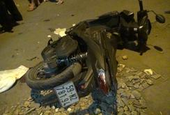 Tai nạn liên hoàn, 2 người chết, 4 người bị thương