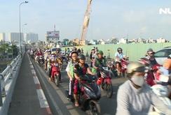 Thông xe cầu Nguyễn Tri Phương về Q1, TP HCM