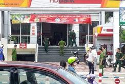 Cướp ngân hàng táo tợn ở Đồng Nai: Đối tượng dùng trái nổ tự tạo