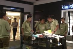 Kiểm tra các cửa hàng Khaisilk tại TP HCM