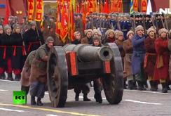 Nga tái hiện cuộc duyệt binh lịch sử năm 1941 trên Quảng trường Đỏ