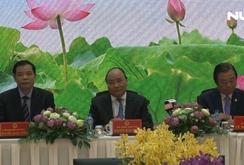 Thủ tướng dự Diễn đàn phát triển thị trường rau, củ, quả tại Đồng Tháp