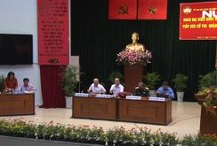 Cử tri TP HCM quan tâm vấn đề tham nhũng, BOT, Y tế, An toàn thực phẩm