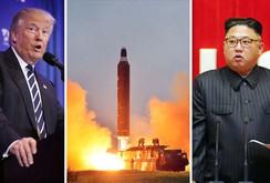 Bản tin NLĐ ngày 14-4: Tổng thống Donald Trump nói vấn đề Triều Tiên 'sẽ được xử lý'