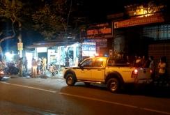 Hai nhóm thanh niên hỗn chiến tại quán hủ tiếu trong đêm