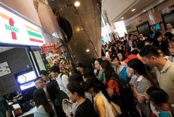 7-Eleven đã có mặt ở TP HCM, người tiêu dùng xếp hàng tham quan
