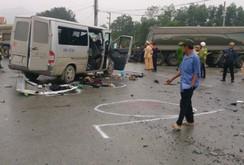 Xe đám cưới bị tai nạn, 3 người chết, 13 người bị thương