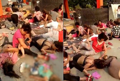 Nổ lớn tại trường mẫu giáo Trung Quốc, 73 người thương vong