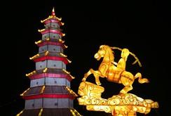 Ghi nhanh: Đã mắt với Lễ hội đèn lồng khổng lồ đầu tiên tại TP HCM