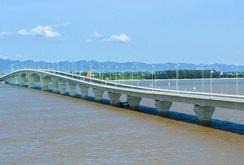 Bản tin đặc biệt cuối tuần 13-5: Cầu Tân Vũ - cầu vượt biển dài 5,44 km