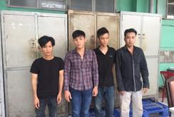 Bản tin NLĐ ngày 6-6: Bắt băng cướp dùng hung khí cướp xe SH