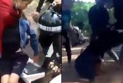 Nữ sinh lớp 9 bị 11 người hành hung đến ngất xỉu