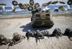Bản tin NLĐ ngày 7-8 : Mỹ - Hàn sẵn sàng đối phó Triều Tiên