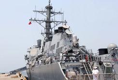 Bản tin NLĐ ngày 11-8: Trung Quốc phản ứng khi tàu khu trục Mỹ đến sát đá Vành Khăn