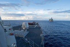 Bản tin NLĐ ngày 26-5: Trung Quốc tức giận khi tàu chiến Mỹ tuần tra Biển Đông