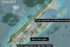Bản tin NLĐ ngày 30-6: Trung Quốc xây thêm 4 nhà chứa tên lửa trên đảo Chữ Thập