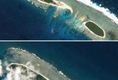 Trung Quốc có thể đang xây cảng ở Hoàng Sa