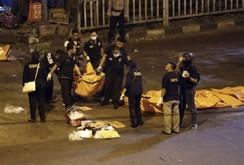 Đánh bom tự sát liên tiếp ở Jakarta, ba cảnh sát thiệt mạng