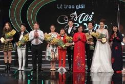 Lễ trao Giải Mai Vàng lần thứ 22-2016