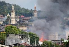 Quân đội Philippines đang rất khó khăn chiếm lại thành phố Marawi