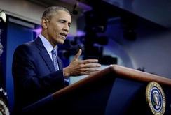 """Cuộc họp báo cuối cùng của Tổng thống Obama: """"Tôi tin vào nước Mỹ"""""""