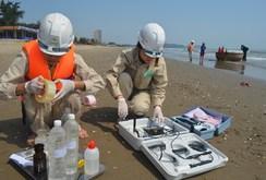 Duy trì quan trắc môi trường biển 4 tỉnh miền Trung
