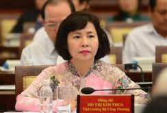 Bản tin NLĐ ngày 31-7: Thứ trưởng Hồ Thị Kim Thoa bị cảnh cáo, đề nghị miễn chức vụ