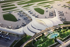 Bản tin NLĐ ngày 1-5: Chọn thiết kế hoa sen cho sân bay Long Thành
