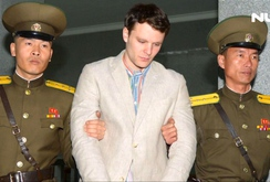 Sinh viên Mỹ vừa được Triều Tiên thả về đã chết