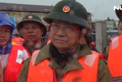 Phó Thủ tướng chỉ đạo ứng phó với bãoTembin tại Sóc Trăng