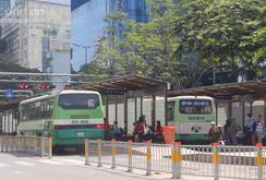 Ghi nhanh: Vận hành trạm trung chuyển xe buýt 8,5 tỉ đồng tại TP HCM