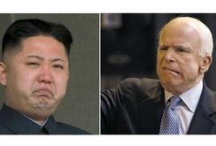 Bản tin NLĐ ngày 31-3: McCain chọc giận Kim Jong-un, Triều Tiên dọa động binh