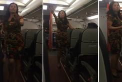 La hét trên máy bay, nữ hành khách bị phạt 4 triệu đồng