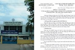 Bản tin NLĐ ngày 19-5: Đồng Tháp lộ đề thi vì giáo viên trả ơn ân nhân