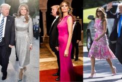 Bản tin đặc biệt cuối tuần 12-8: Melania Trump: Phong cách thời trang đẹp và đẳng cấp