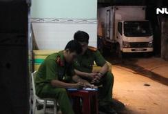 Hàn bồn nước, 2 người bị điện giật chết thảm