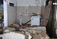 Nổ lớn kinh hoàng kho phế liệu ở Bắc Ninh, 2 trẻ em tử vong