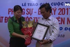 Báo Người Lao Động tổ chức lễ trao giải cuộc thi phóng sự, bút kí
