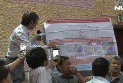 Bí thư Nguyễn Thiện Nhân:  Đất ngoài ranh quy hoạch thì không phải di dời