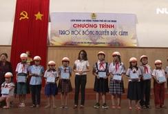 Trao 140 suất học bổng Nguyễn Đức Cảnh năm học 2018-2019