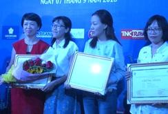 Báo Người Lao Động đoạt giải tại cuộc thi viết về Du lịch TP HCM