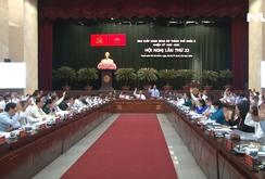 Khai mạc Hội nghị Thành uỷ TP HCM lần thứ 22