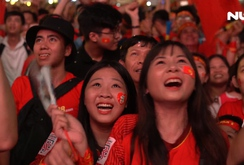 Ghi nhanh: Việt Nam vô địch AFF Cup sau 10 năm, người hâm mộ nức lòng