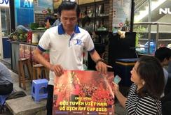 Poster Chúc mừng tuyển Việt Nam vô địch AFF CUP 2018 được bạn đọc nồng nhiệt đón chào!