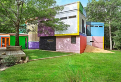 Ngôi nhà được thiết kế để người ở trẻ lâu