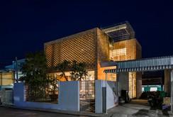 Nhà 2 tầng có 8 mảnh vườn ở Bình Thuận