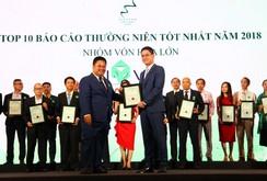 Novaland được vinh danh trong cuộc bình chọn doanh nghiệp niêm yết 2018